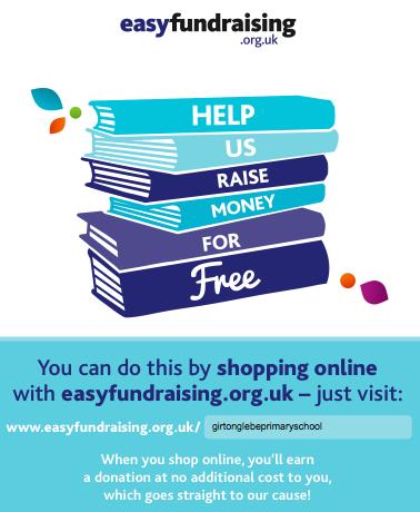 Shop online and raise money for Girton Glebe Primary School