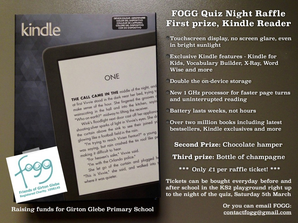 FOGG KIndle Push