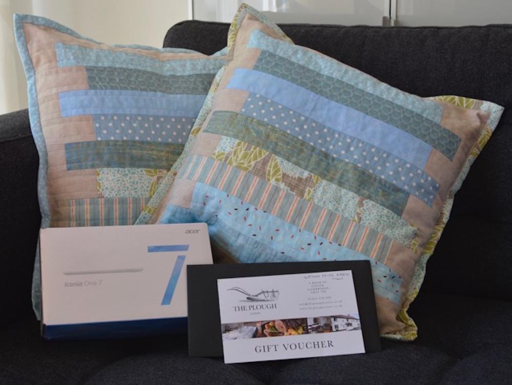 ceilidh raffle prizes 2016