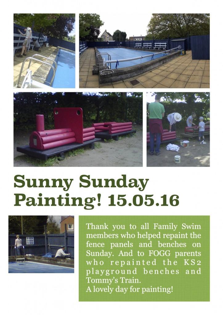 sunny sunday painting 150516